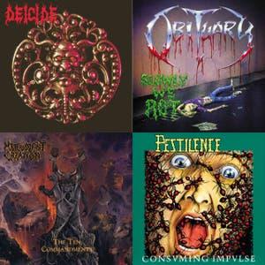 Extreme Metal 101 Sampler
