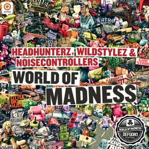 World of Madness (Defqon.1 2012 OST)