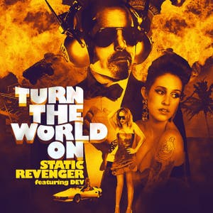 Turn The World On feat Dev (remixes)