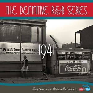 The Definitive R&B Series – 1941
