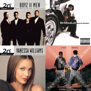 Hot 100 1992