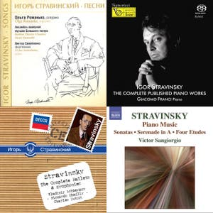 Igor Stravinsky - Complete Chronological Catalogue