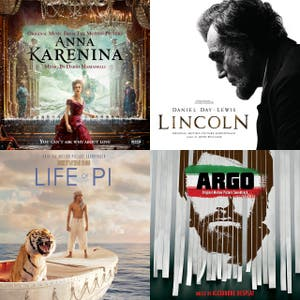 Oscar 2012: Best Original Score