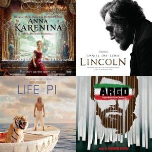 Oscar 2012: Best Original Score