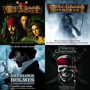 Soundtracks and Scores: Hans Zimmer
