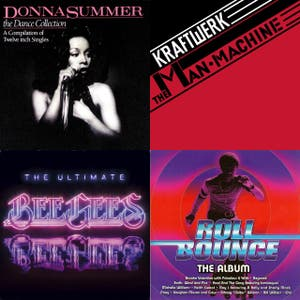 Your ultimate dance playlist