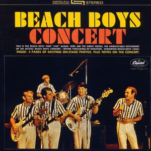 Beach Boys Concert/Beach Boys '69 (Live In London)