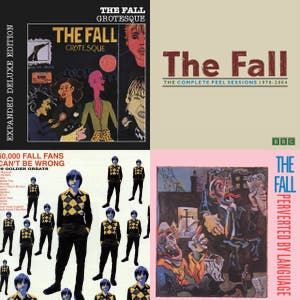 THE FALL: 1980-2010