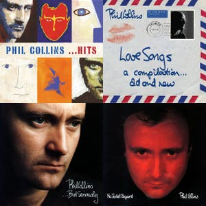 The List: Phil Collins