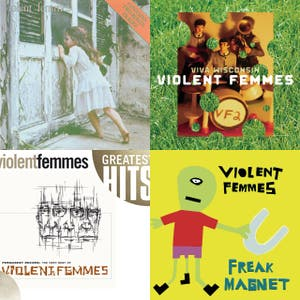 Violent Femmes Spotify Playlist Songs