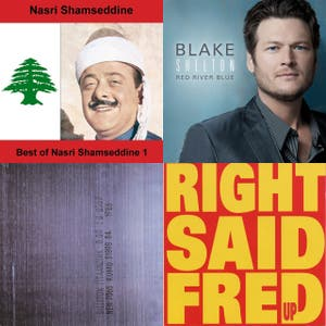 The Bashar al-Assad Playlist
