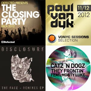 Top 10 Electronic Dance Tracks Of 2012