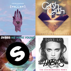 Best EDM Playlist on the Planet!  [ Female Vocals Porter Robinson Dillon Francis Dimitri Vegas Iggy Azalea R3hab Guetta Audien Sam Martin Avicii Hardwell Chainsmokers ]