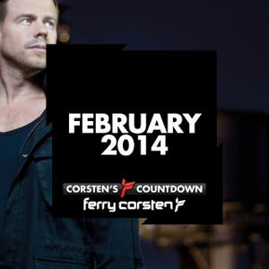 Ferry Corsten presents Corsten's Countdown February 2014