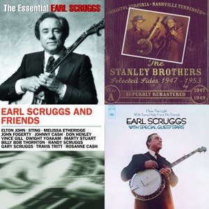 Remembering Earl Scruggs