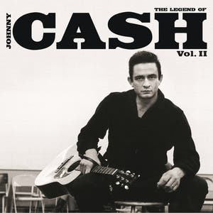 Legend Of Johnny Cash Vol. 2