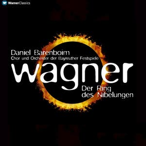 Wagner : Der Ring des Nibelungen [Bayreuth, 1991]