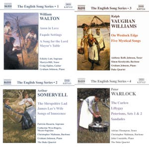 Naxos - English Song Series