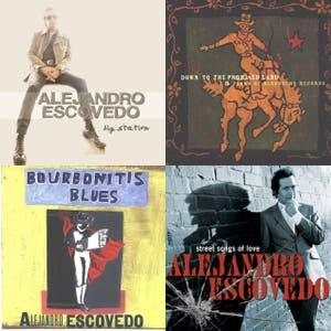 Mixtape: Alejandro Escovedo