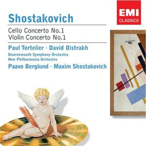 Shostakovich: Cello Concerto No.1
