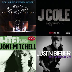"""3 songs I love"" playlist"