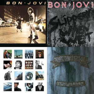 51 Greatest Bon Jovi Songs