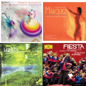Great Latin American Classical Music