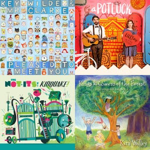 SWZ Kids' Music Summer Sampler
