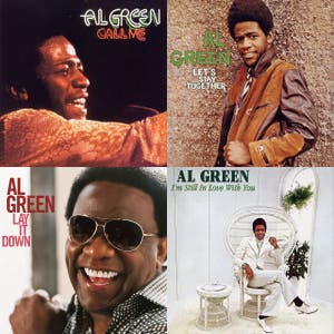 The List: Al Green