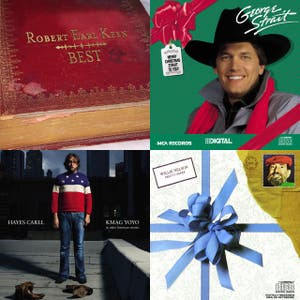 Texas Christmas Light Playlist