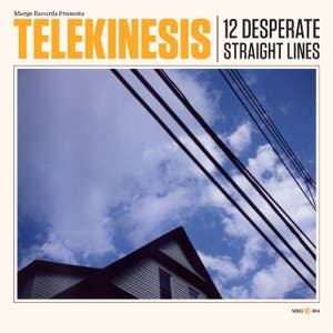 12 Desperate Straight Lines