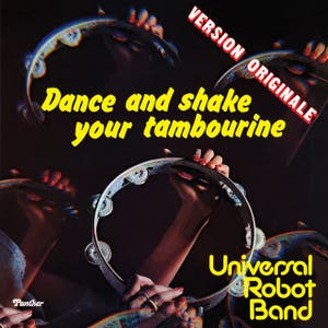 Dance and Shake Your Tambourine