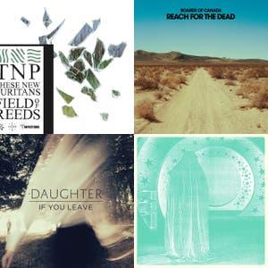 Neptune Album Prize 2012-13 - Longlist