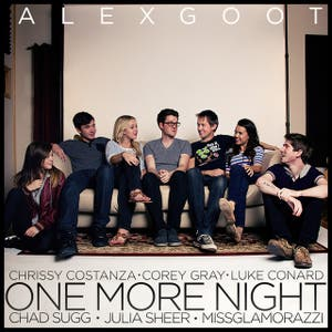 Alex Goot feat. Chrissy Costanza of Against The Current, Julia Sheer