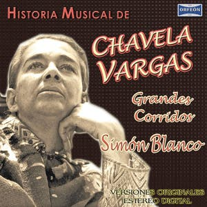Chavela Vargas Simon Blanco