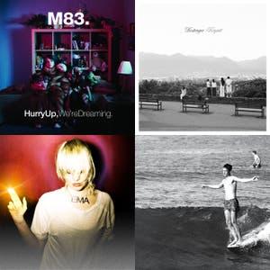 Canciones internacionales de 2011 indiespot