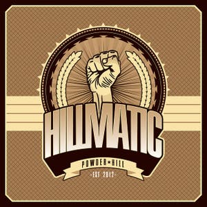 'Hillmatic' EP
