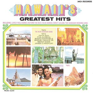 Hawaii's Greatest Hits Volume 1