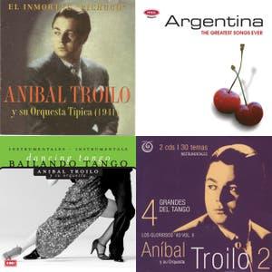 Troilo - Instrumental tango 1938-1945 - www.tangovalsmilonga.com
