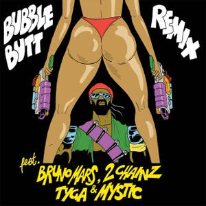 Bubble Butt (Remix)