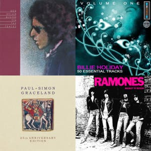 Nominations: Albums Everyone Can Love, The Albums