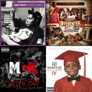 the ultimate hip hop playlist