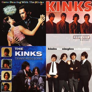 Meltdown Mixtape: The Kinks by The Sonics