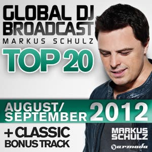 Global DJ Broadcast Top 20 - August/September 2012