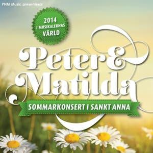 Peter & Matilda Sommarkonsert I Sankt Anna