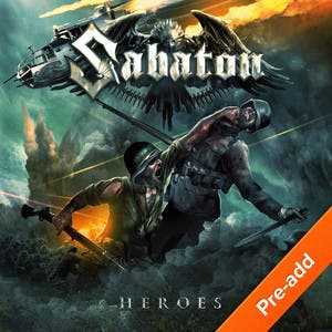 Heroes - The new Sabaton album