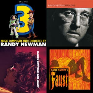 Randy Newman Music
