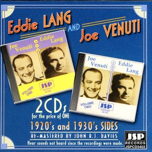 Eddie Lang And Joe Venuti