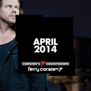 Ferry Corsten presents Corsten's Countdown April 2014