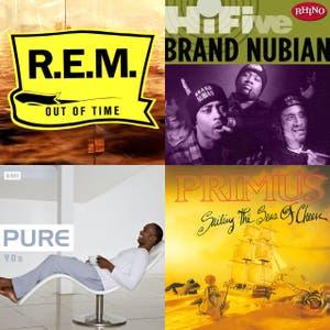 Ultimate Reddit 90s Playlist
